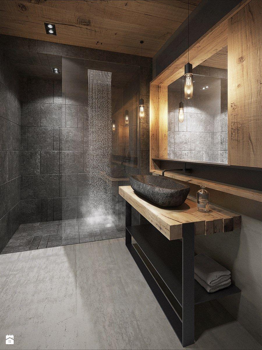 Pin Na łazienka Z Prysznicem