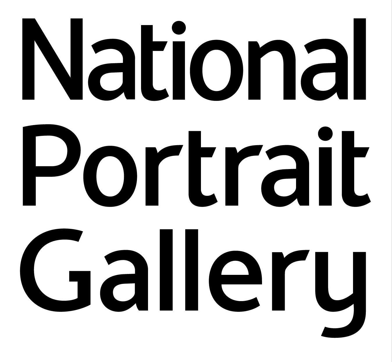 National Portrait Gallery | National portrait gallery, Graphic design blog,  Logo design