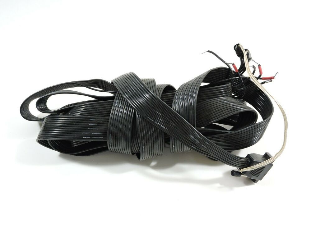 Bose Acoustimass 6 Series I Ii Iii Iv Subwoofer Reciever Cable Wires Used Bose Cable Wire Subwoofer Bose