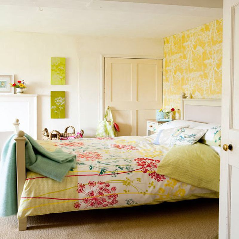 Top 20 Colorful Bedroom Design Ideas | Glamour bedroom, Awesome ...