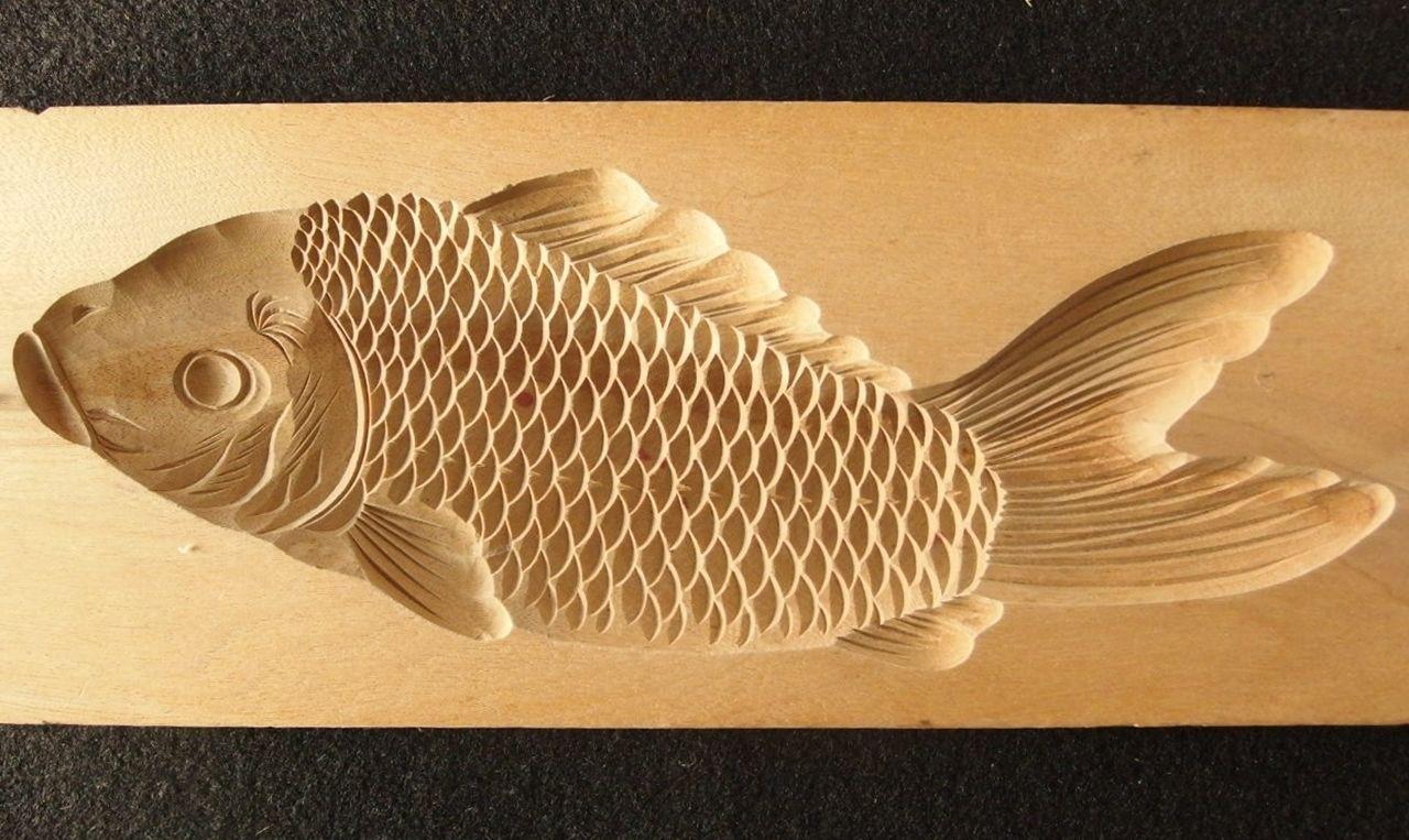 десять картинки рыб для вырезания по дереву честолюбива