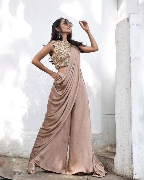 These Indian saree draping styles will make you ey