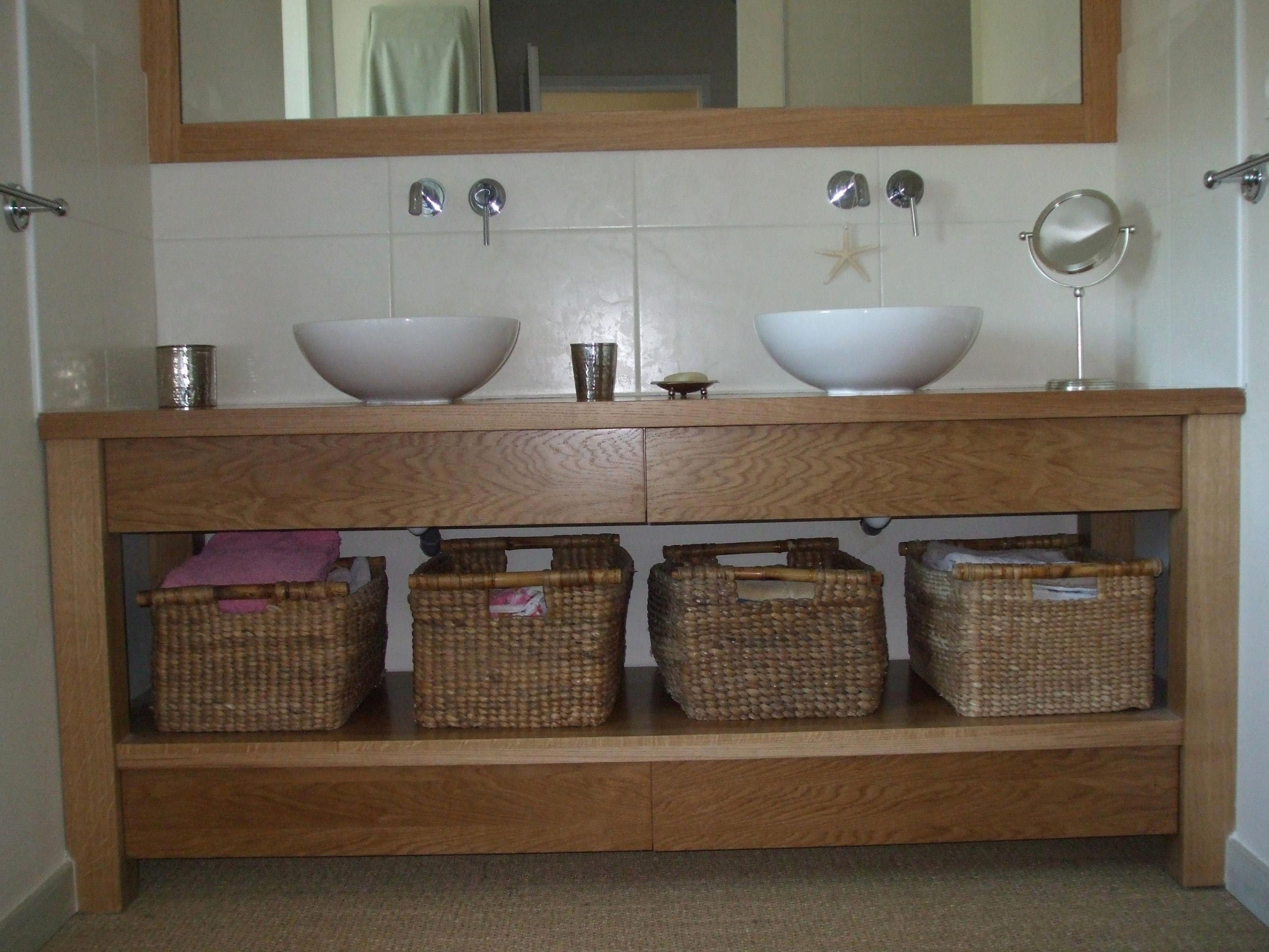 100 Génial Idées Fabriquer Plan Vasque Salle De Bain