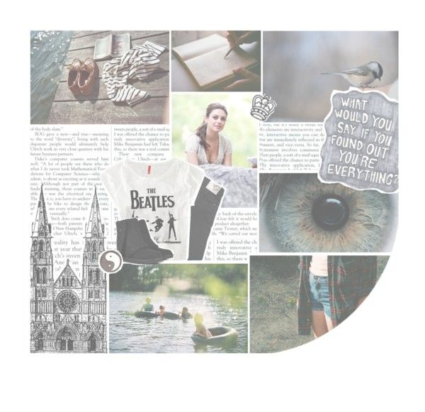 """// - in simplicity, there is truth. "" by milaanonymous ❤ liked on Polyvore"