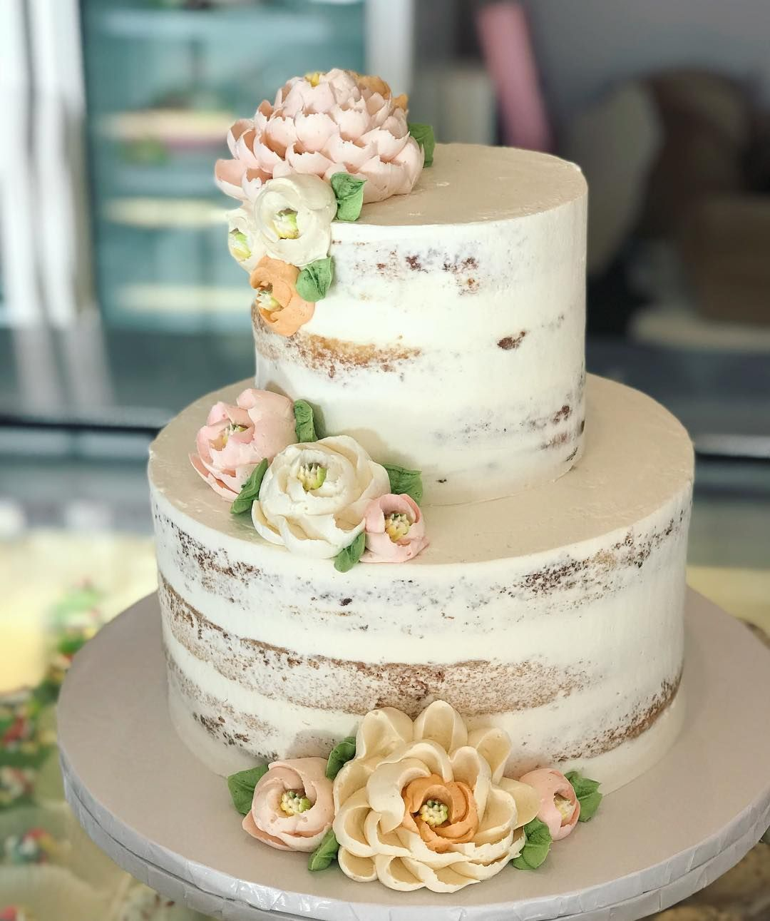 "The White Flower Cake Shoppe on Instagram ""Sweet and"