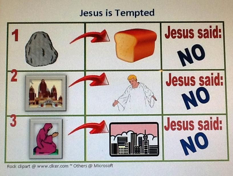 Crafts For Teaching The Temptations Of Jesus Bible Crafts Kids Sunday School Lessons Sunday School Kids