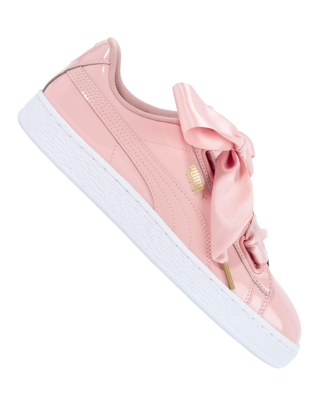 b3252ee6375 PUMA Basket Heart PatentThe original PUMA Basket trainers marked a new era  on the court before