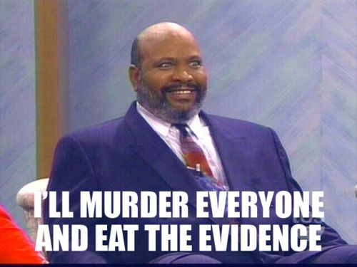 Funny Memes For Uncles : Uncle phil putting more fuel in the nightmare machine kill the