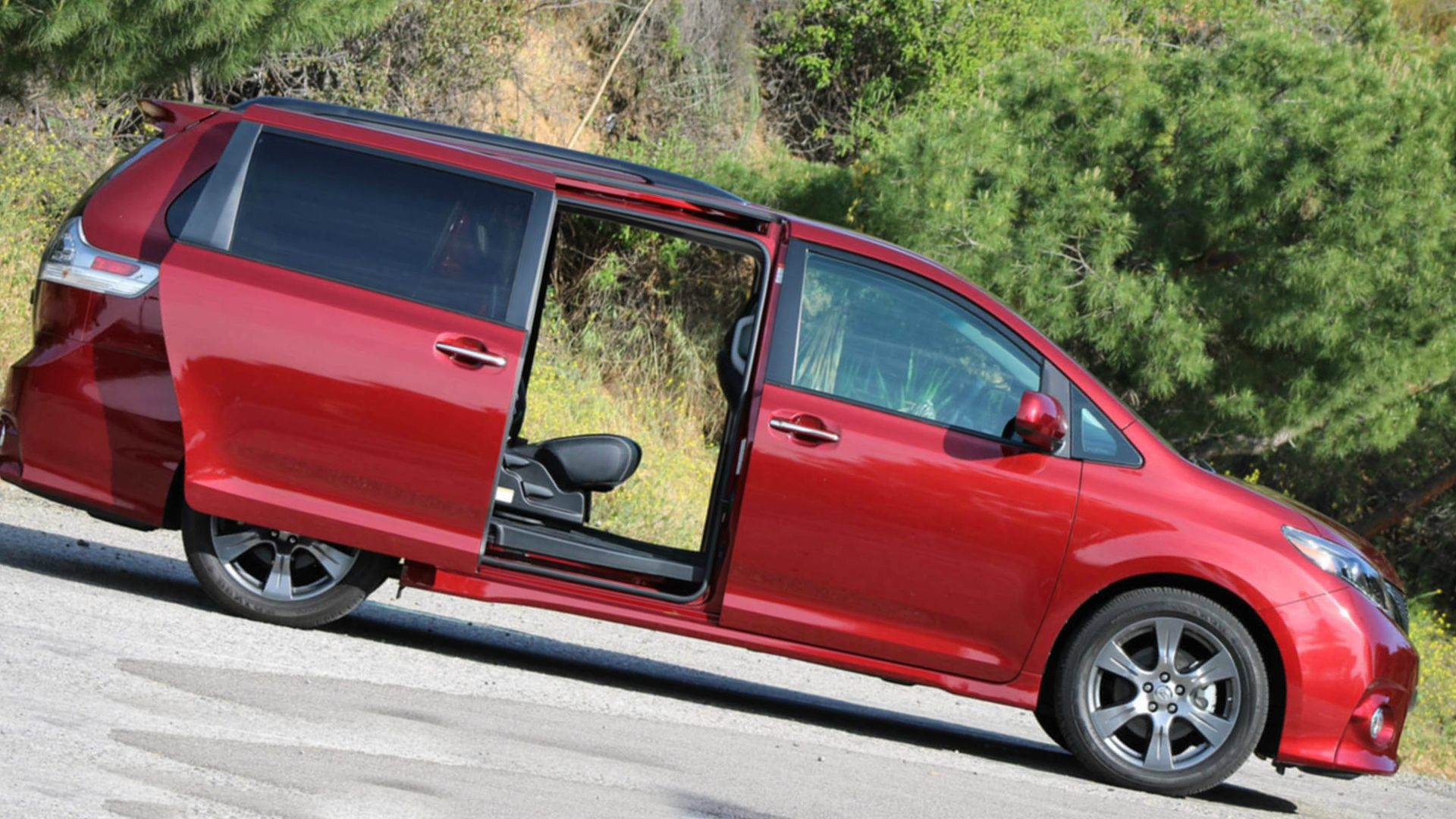 New 2019 Toyota Sienna Exterior Changes Toyota Car