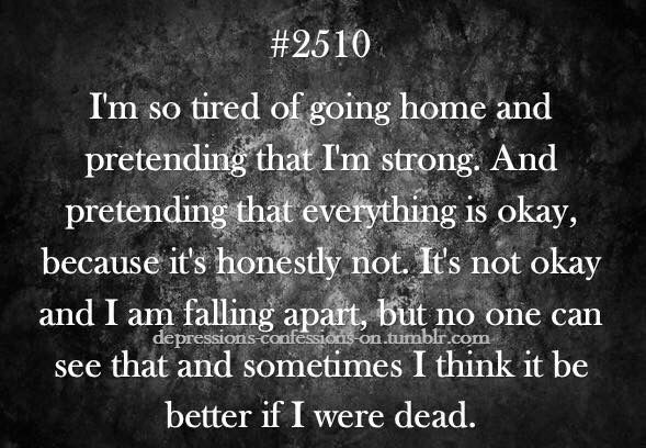 Same things again. #depressed #depression #quotes #tired #anxiety