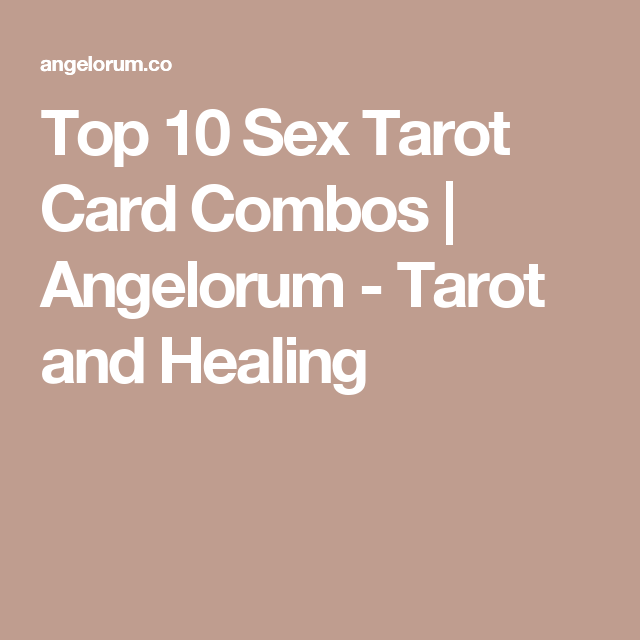 top sex tarot cards in Victorville