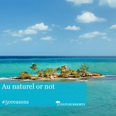 Au naturel or not #Couples Resorts #Jamaica http://c.oupl.es/1g5FFze
