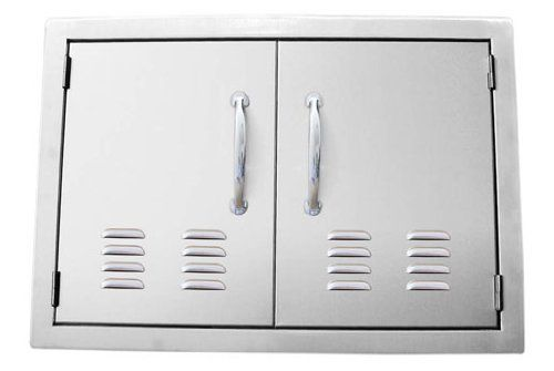 Sunstone C-Dd30 30-Inch Double Door Flush Mount With Vents, 2015 ...