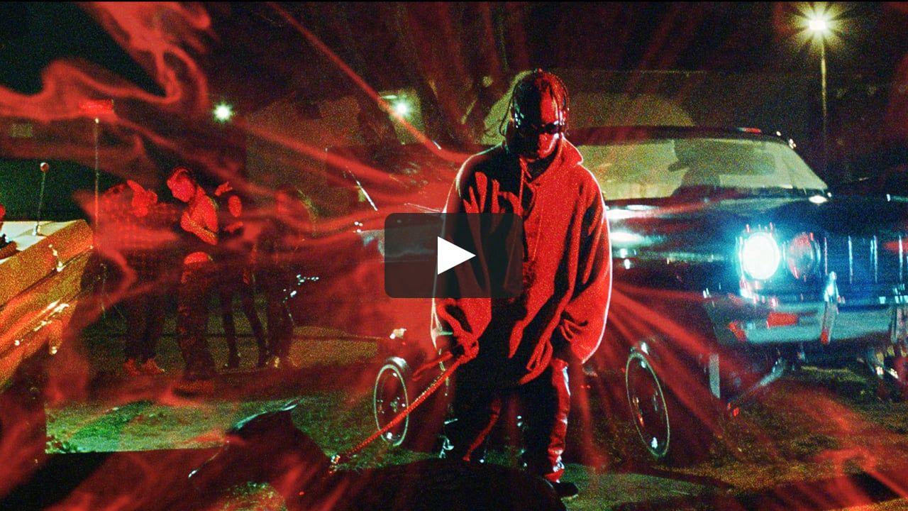 Travis Scott Goosebumps Ft Kendrick Lamar By Brthr
