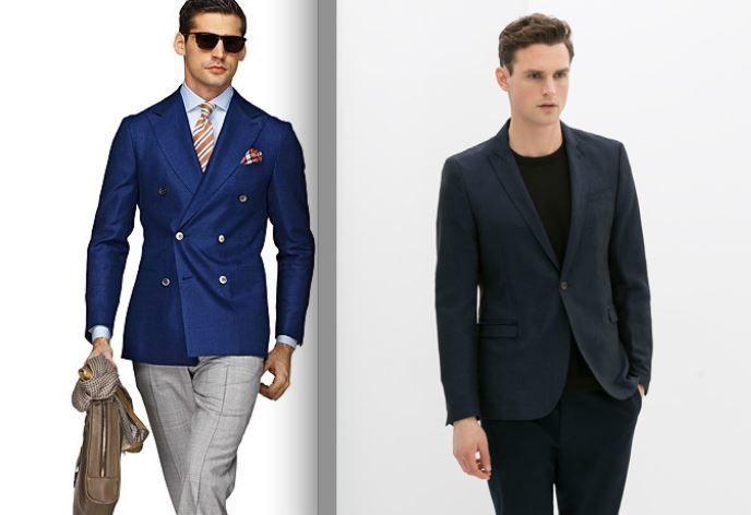 La veste et le blazer pour homme: introduction (article