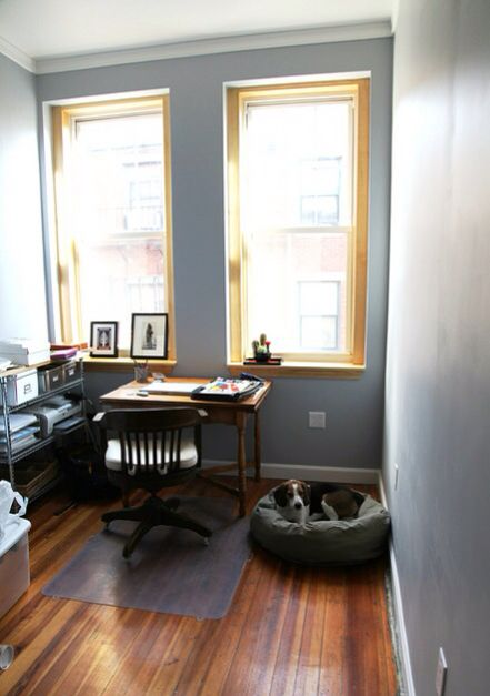 benjamin moore gray timber wolf a great paint color to on good wall colors for office id=82918