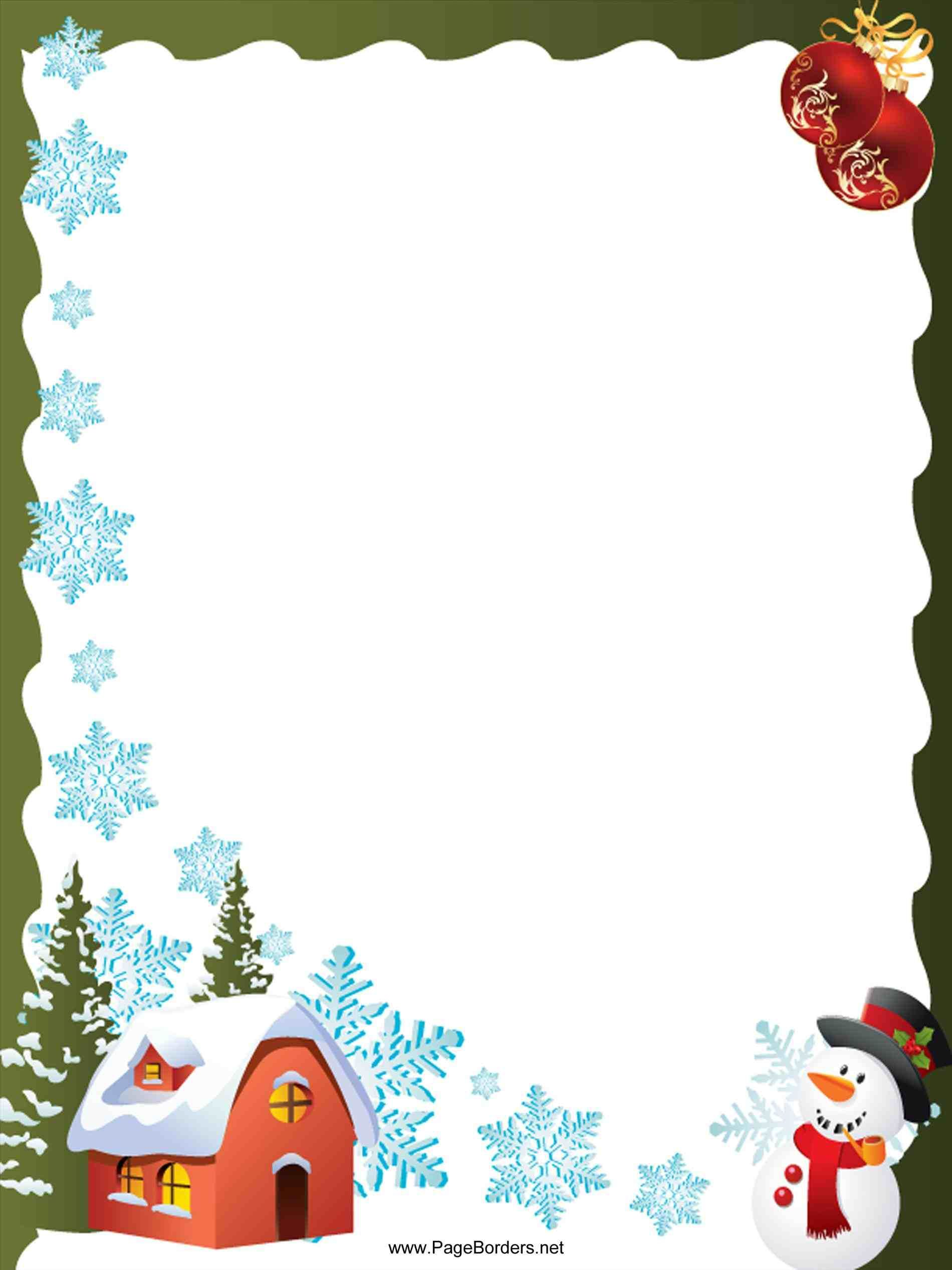 New Post Free Christmas Borders And Frames Clip Art Decors Ideas