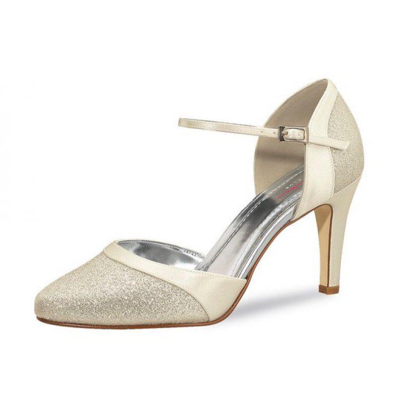 best service f9ee6 6d1e0 Caroline (Rainbow Club) | der große tag | Wedding shoes ...
