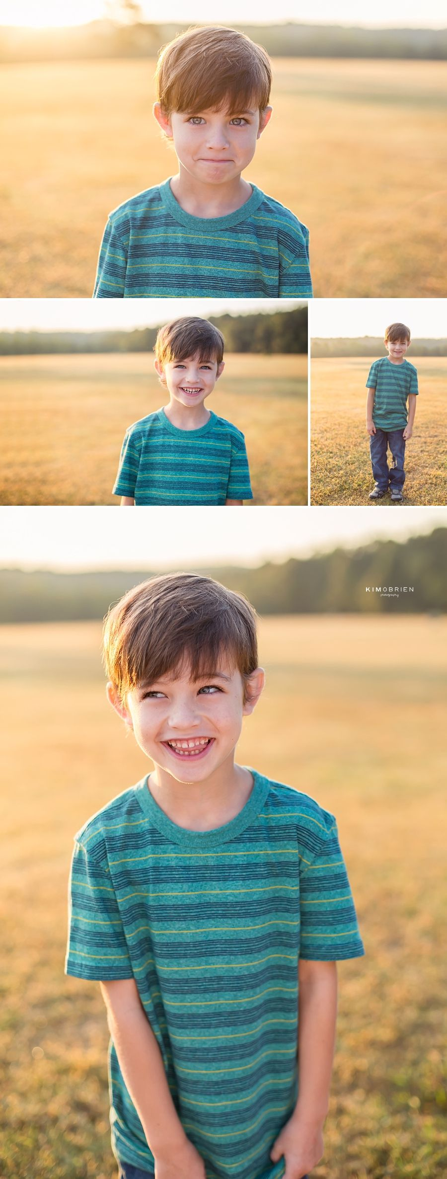Fine Art Portrait Photography. Such A Cute Six Year Old