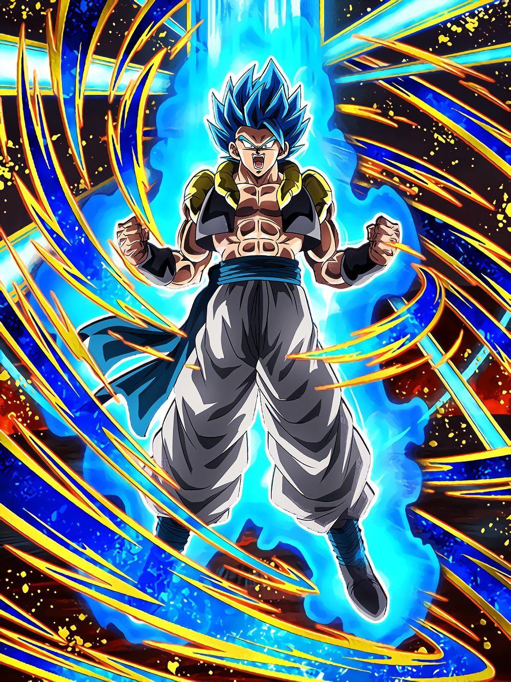 Transcendent Fusion Super Saiyan Gogeta Dragon Ball Z Dokkan Battle Wikia Fandom Pow Anime Dragon Ball Super Dragon Ball Wallpapers Dragon Ball Super Manga