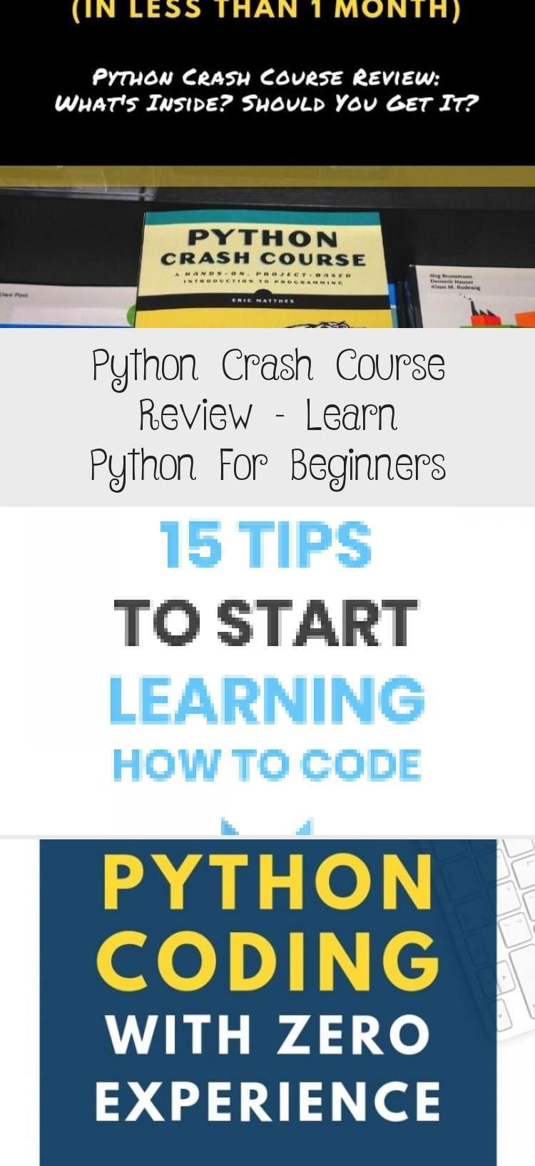 Python Crash Course Review Learn Python For Beginners Technology Https Ift Tt 2x6l1ya In 2020 Crash Course Learn Web Development Learning Web