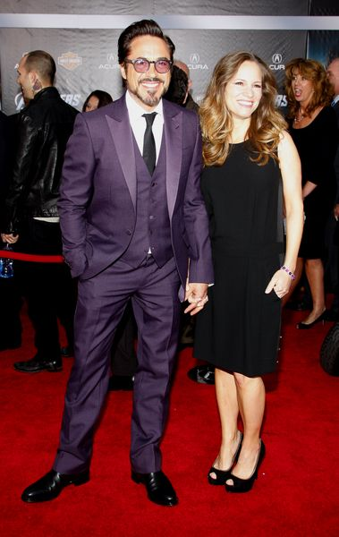 Robert Downy Jr In A Purple Gucci Suit Celebrity Style Purple Suits Style