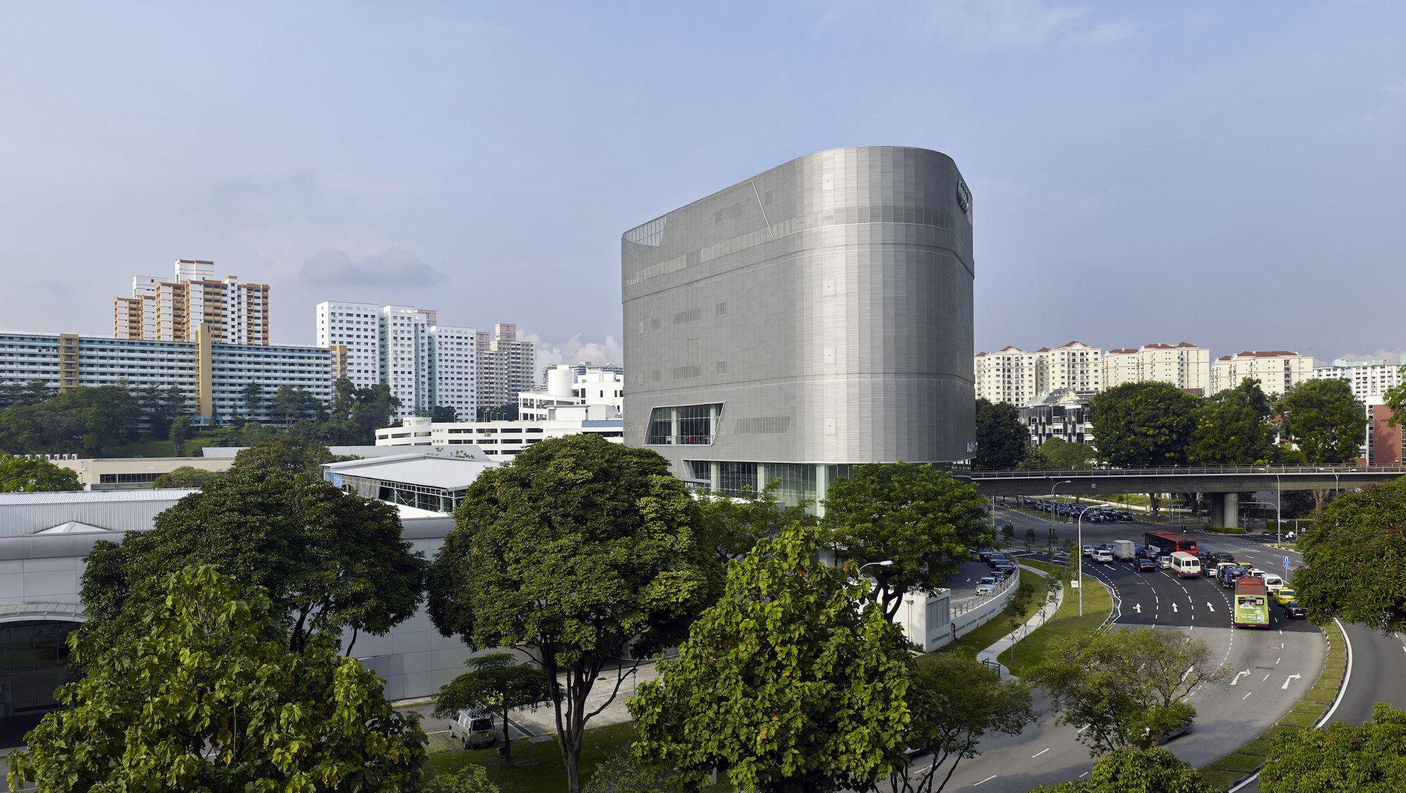 Gallery - Audi Centre Singapore / ONG&ONG Pte Ltd - 11