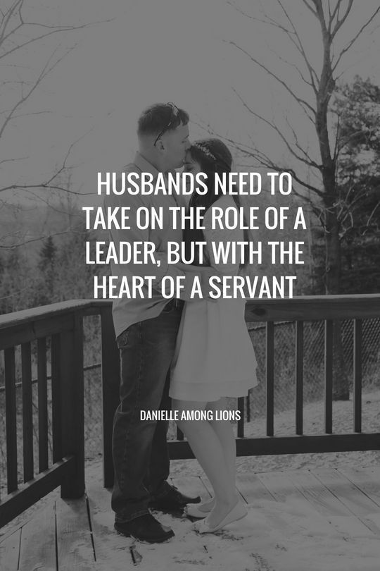 Learn more about the roles of husband and wife in a christian marriage. The husband should be a spiritual leader, and the wife should be submissive to the husband. How do these work without degrading the wife? That's the best kept secret to a happy, long-
