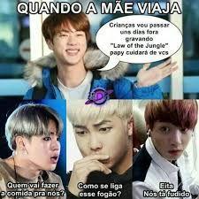 Resultado De Imagem Para Memes Bts Em Portugues Memes Bts