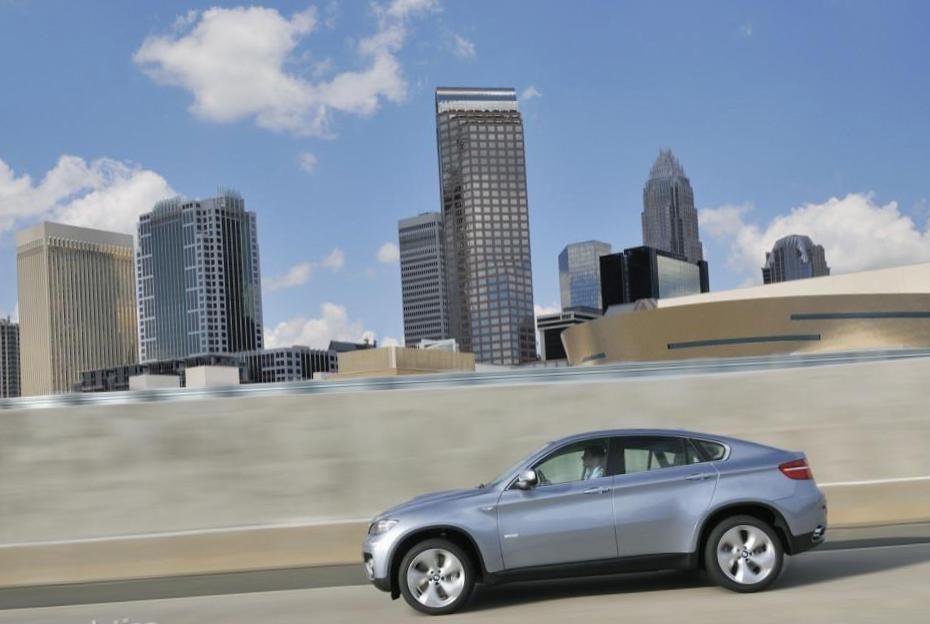 X6 (E71) BMW usa - http://autotras.com
