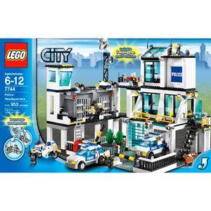 Walmart Lego City Police Headquarters Lego City Police Lego City Sets Lego City