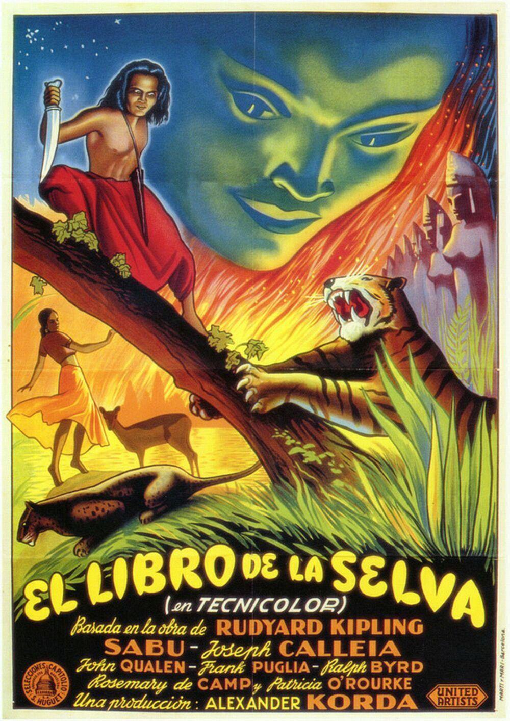 1942 - El libro de la selva - Jungle Book - tt0034928