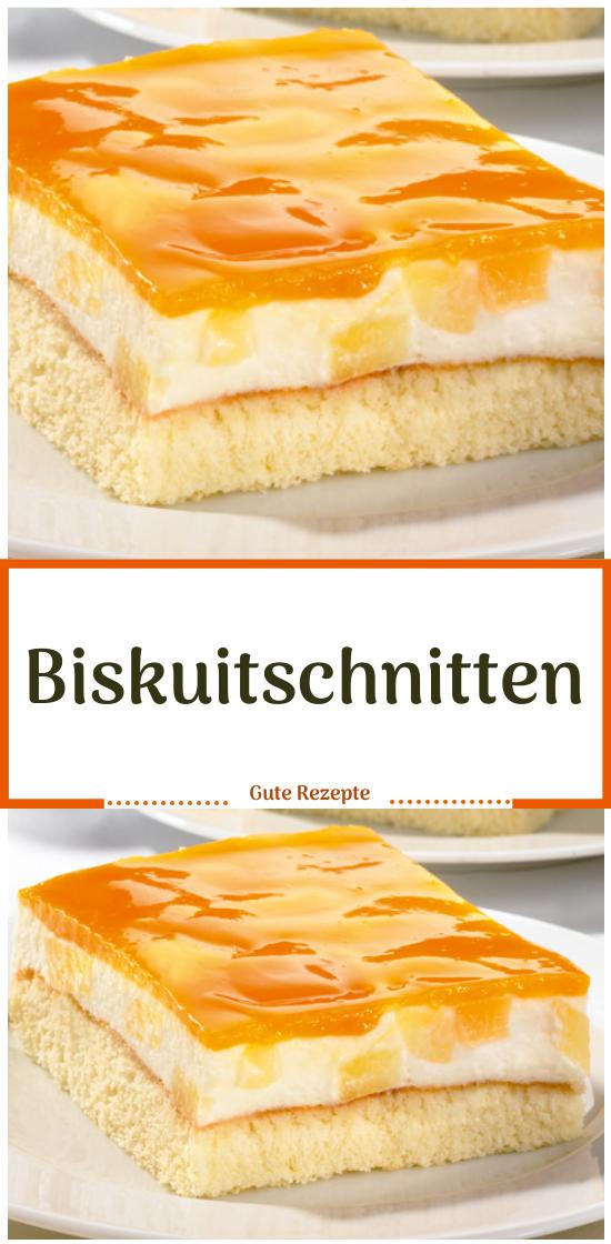 Photo of Biskuitschnitten
