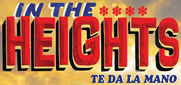 Help support In The Heights Te Da La Mano (Hurricane Sandy Relief Funds)  .