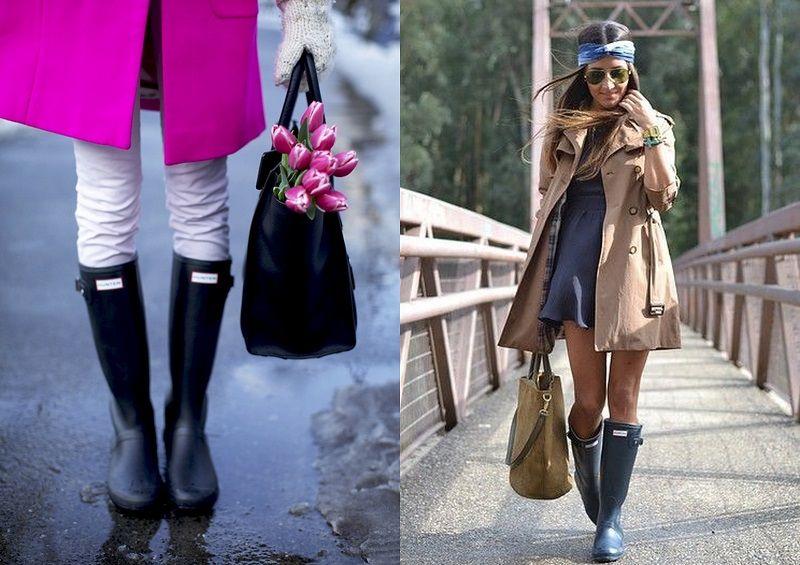 rivenditore all'ingrosso f0332 afb48 Stivali pioggia: come indossarli e dove acquistarli ...