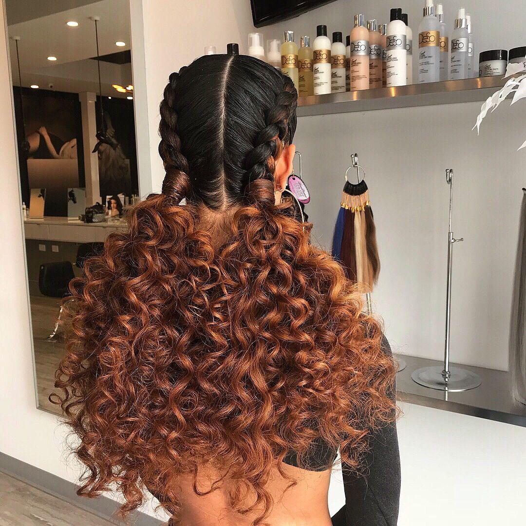 Oliviasavidge hairstyles pinterest black girls hairstyles