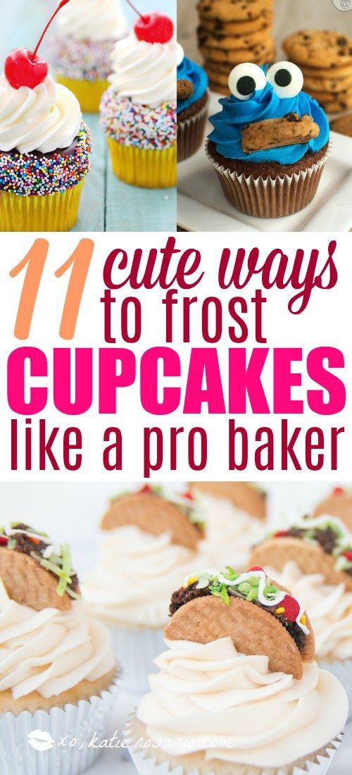 11 Insanely Easy DIY Cupcakes That You Can't Wait to Make ...