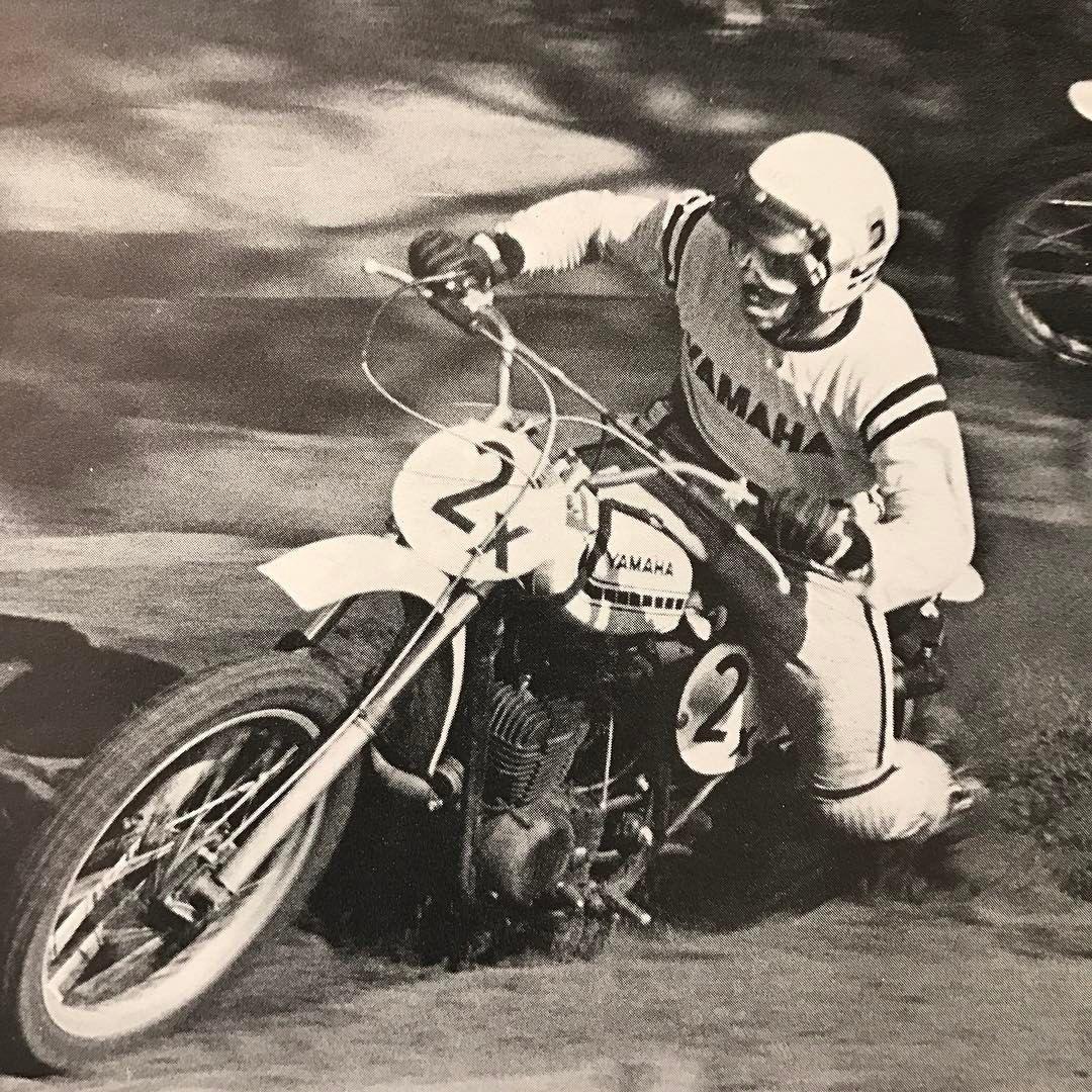 Tim Hart Dragging An Anchor To Control The Yamaha Legend Yamaha