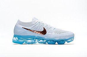 c9ea22bc2e60 NikeLab Air VaporMax Flyknit Blanc pour femme Chaussures Nike