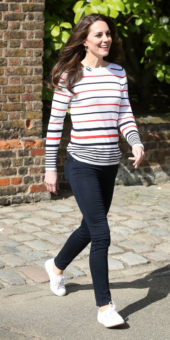 b465dbba Kate Middleton Just Wore the $65 Sneakers You've Been Looking For ...