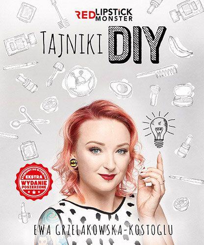 """O książkach, wierszach i wszystkim innym.: Odkrycie: """"Tajniki DIY"""" i muffinki."""