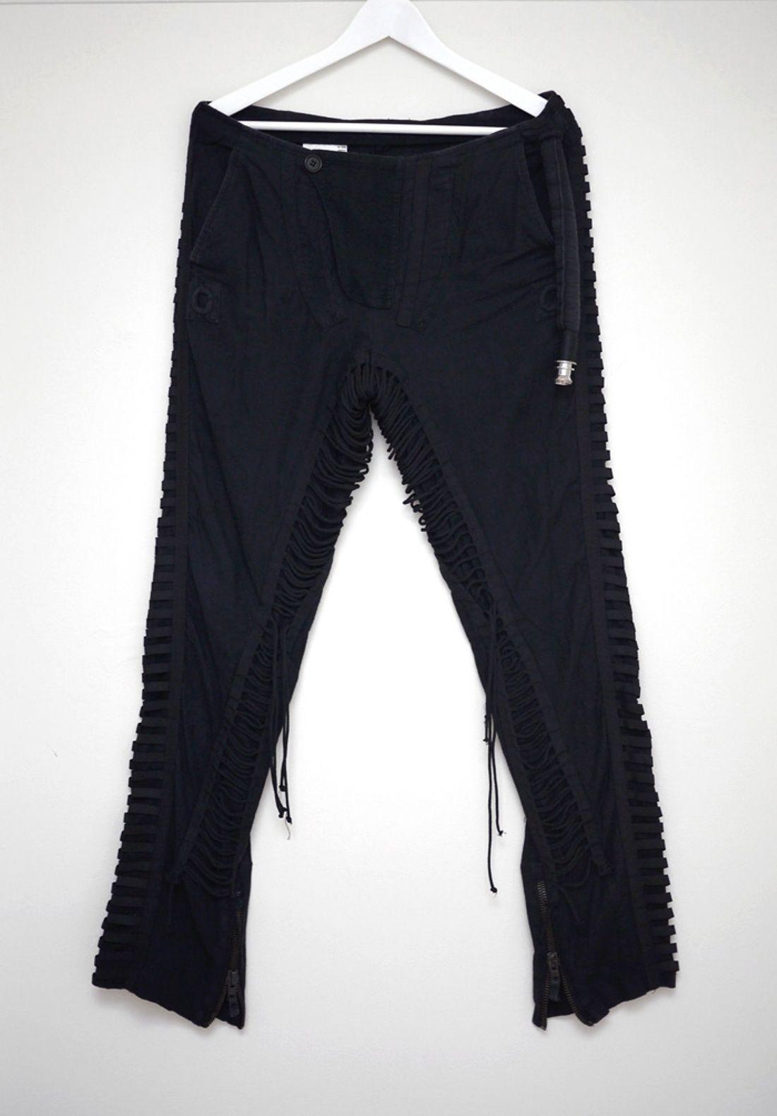 1a0037f8bf3 FW2003 Aviator Bondage Pants