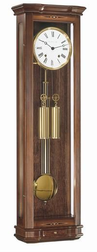 Hermle Mechanical Wall Clock Made In Germany Features