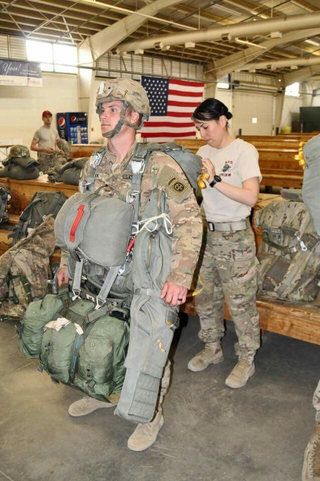 Riggers Best Of The Best Your Life In Their Hands Airborne Army American Soldiers Airborne Ranger