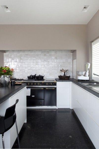 Kitchen /Martine Haddouche/ keukenideeen Pinterest