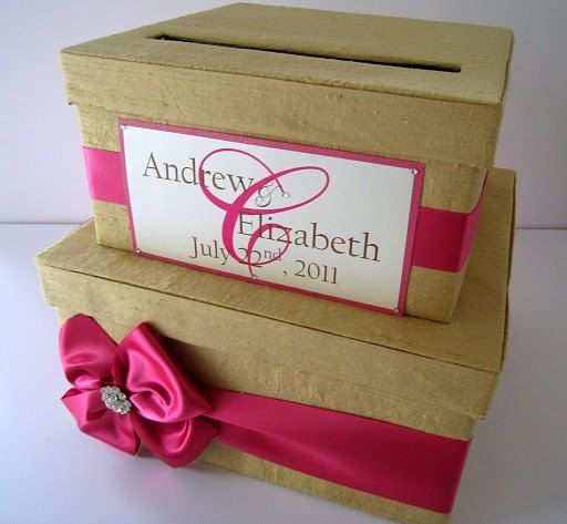 Wedding Gift Card Boxes Money Card Box by LaceyClaireDesigns – Gift Cards for Weddings