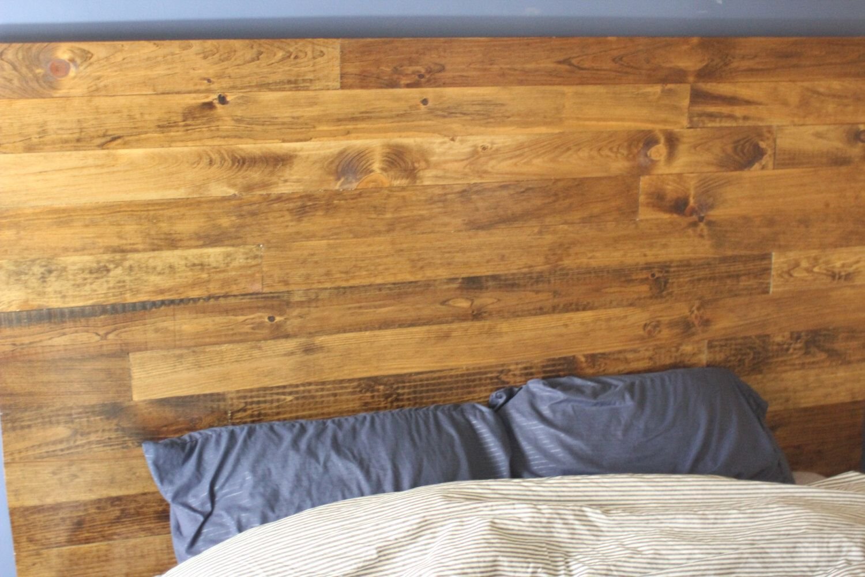 Handmade Pine Wood Headboard By Brooklynforude On Etsy Https Www