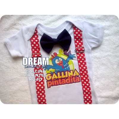 (3) Gallina Pintadita 4932945ba48