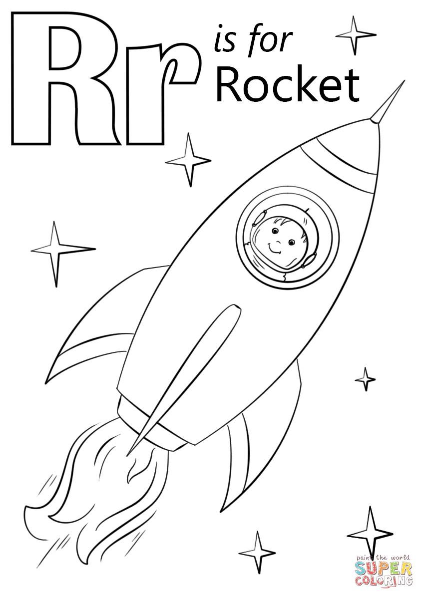 Buchstabe R Ist Fur Raketen Malvorlagen Aus Der Kategorie Buchstabe R Wahlen Sie Aus 29189 P In 2020 Basteln Mit Buchstaben Abc Malvorlagen Alphabet Malvorlagen