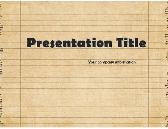 Download free old notebook page powerpoint templates lavare download free old notebook page powerpoint templates toneelgroepblik Image collections